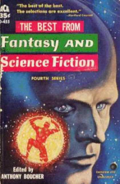 Ace Books - The Best From Fantasy & Science Fiction (classic Ace Sf, D-455)