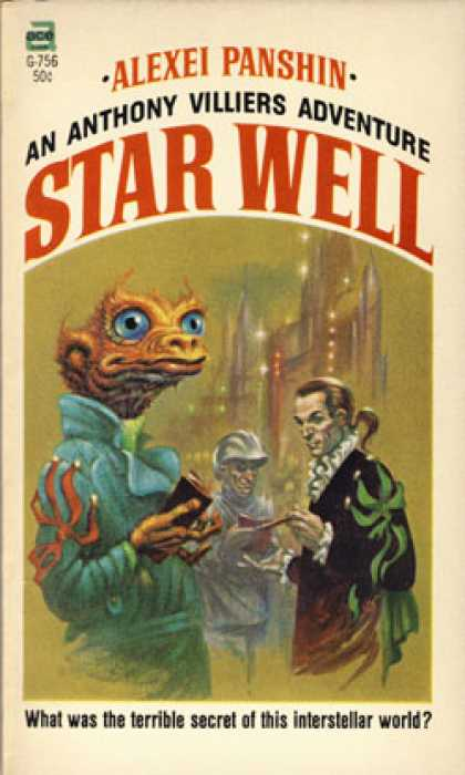 Ace Books - Star Well