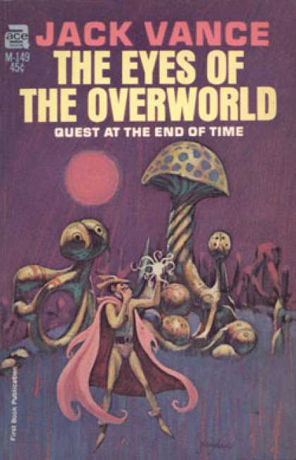 Ace Books - The Eyes of the Overworld
