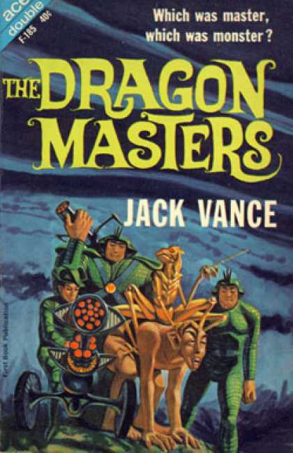 Ace Books - Dragon Masters