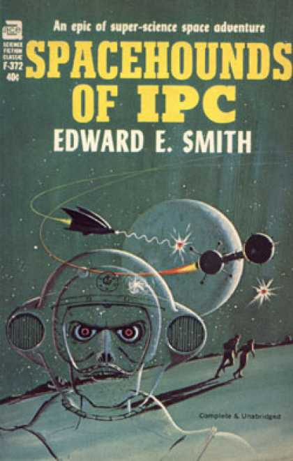 Ace Books - Spacehounds of Ipc - Edward E. Smith