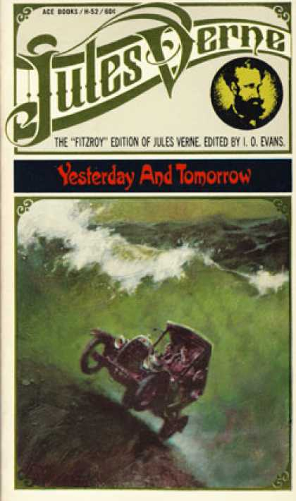 Ace Books - Yesterday and Tomorrow