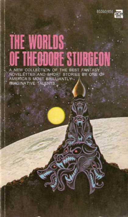 Ace Books - The Worlds of Theodore Sturgeon - Theodore Sturgeon