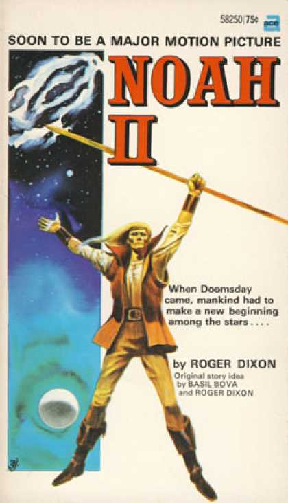 Ace Books - Noah Ii - Roger [co Dixon