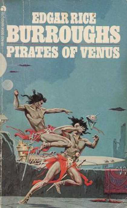 Ace Books - Pirates of Venus - Edgar Rice Burroughs