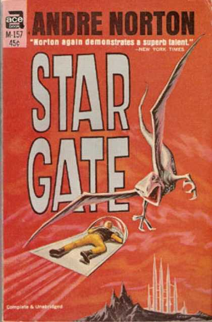 Ace Books - Star Gate - Nortonandre