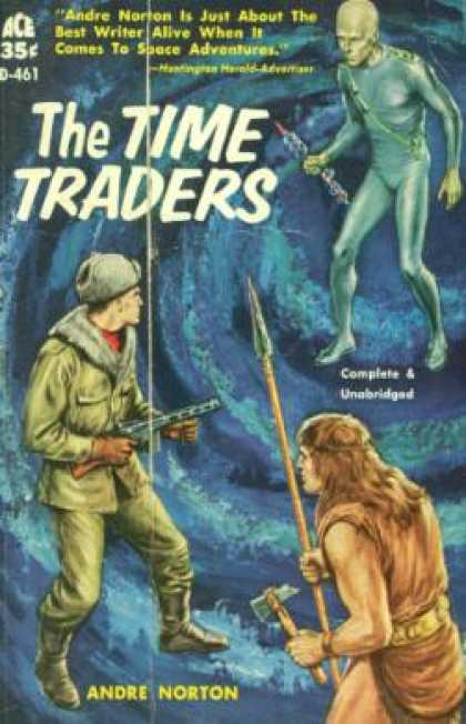 Ace Books - The Time Traders