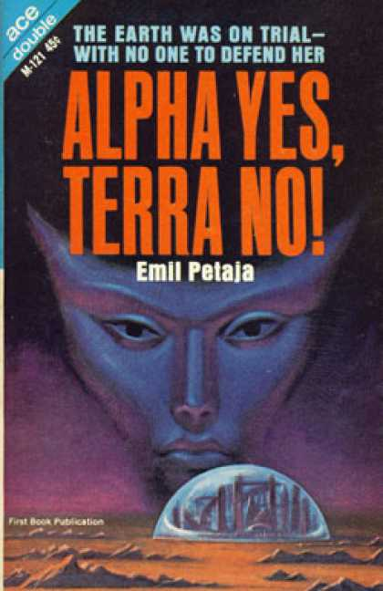 Ace Books - The Ballad of Beta-2 / Alpha Yes, Terra No! - Samuel R. Delany