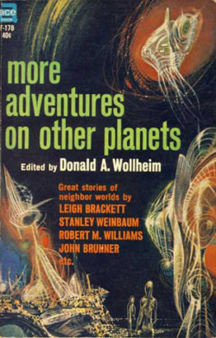 Ace Books - More Adventures On Other Planets