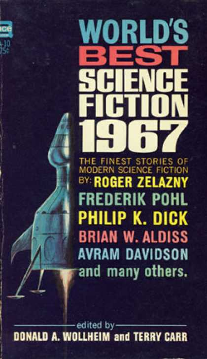 Ace Books - World's Best Science Fiction: 1967
