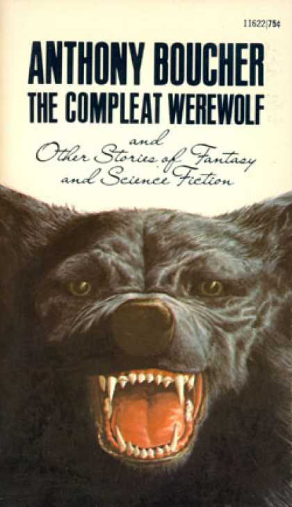 Ace Books - The Compleat Werewolf