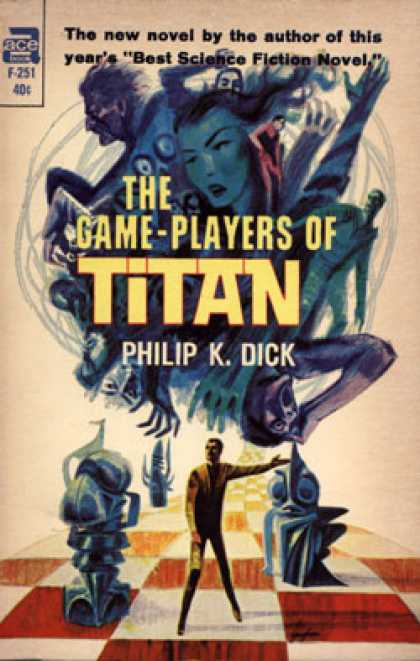 Ace Books - The Game-players of Titan