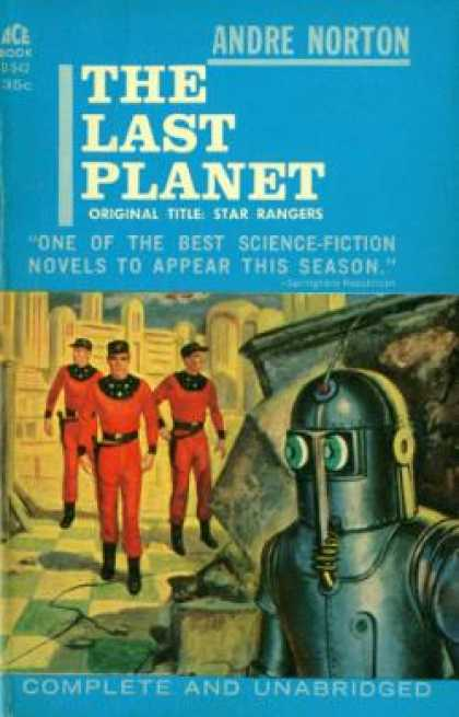 Ace Books - The Last Planet