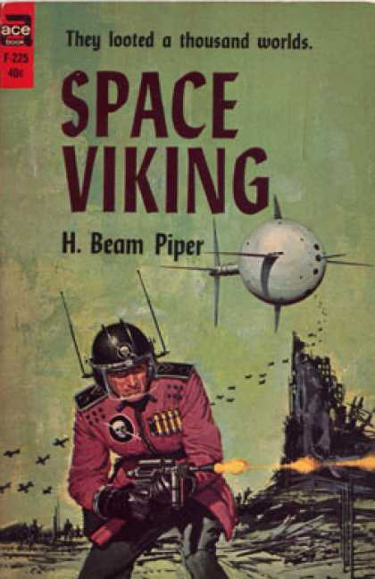 Ace Books - Space Viking - H. Beam Piper