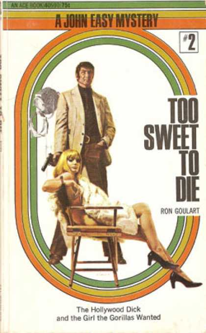 Ace Books - Too Sweet To Die