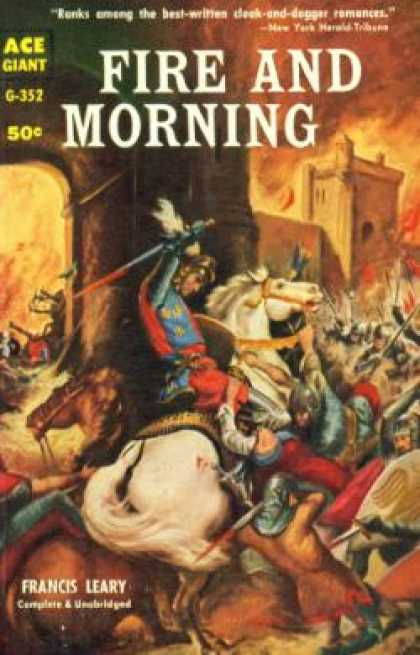 Ace Books - Fire and Morning - Francis Leary