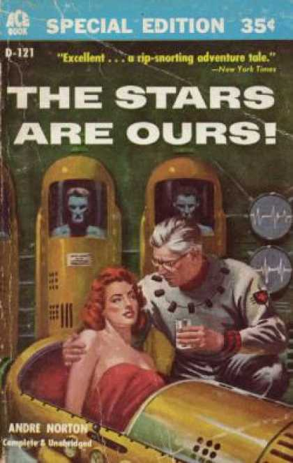 Ace Books - The Stars Are Ours