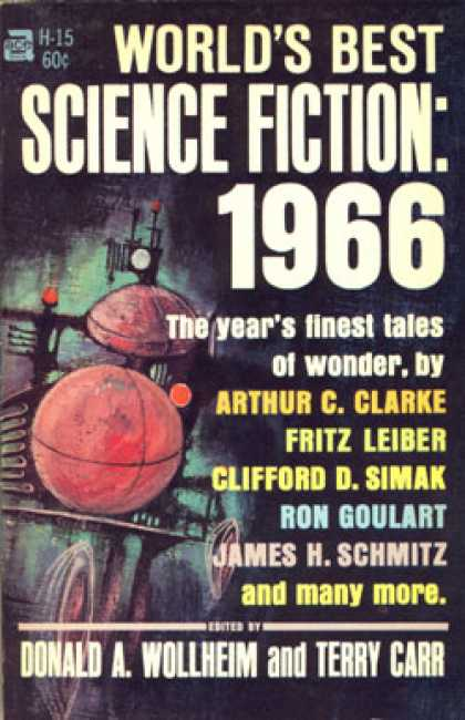 Ace Books - World's Best Science Fiction: 1966