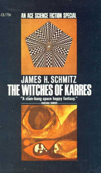 Ace Books - Witches of Karres