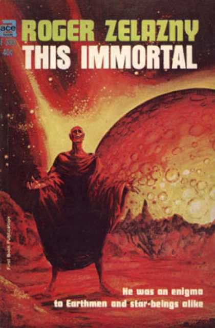 Ace Books - This Immortal