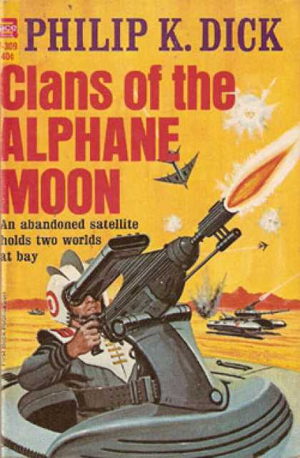 Ace Books - Clans of the Alphane Moon