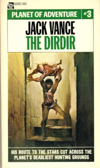 Ace Books - The Dirdir - Jack Vance