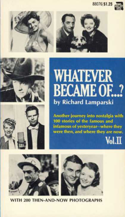Ace Books - Whatever became of ...? - Richard Lamparski