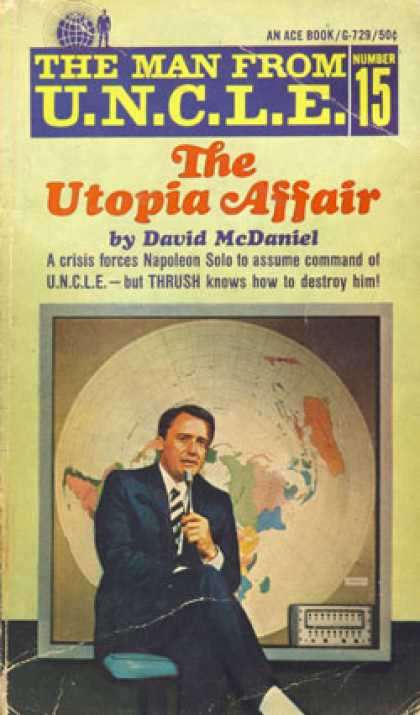 Ace Books - The Utopia Affair