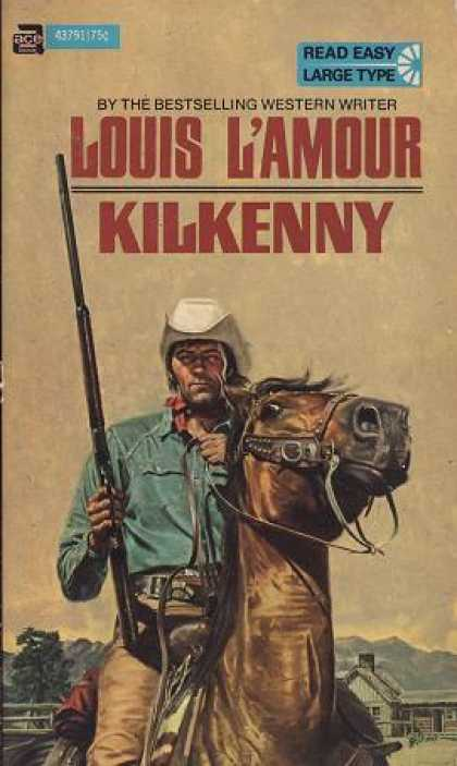 Ace Books - Kilkenny - Louis L'amour