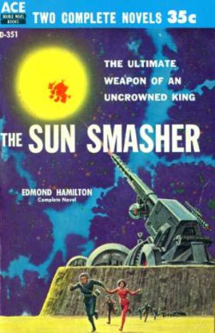 Ace Books - The Sun Smasher