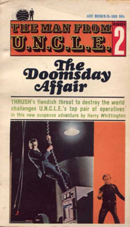 Ace Books - The Doomsday Affair