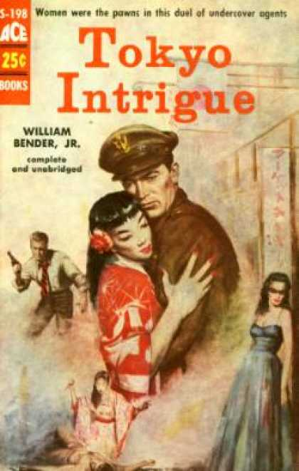 Ace Books - Tokyo Intrigue - William Bender
