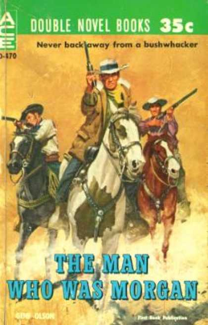 Ace Books - The man who was Morgan