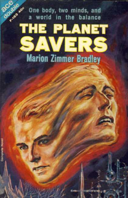 Ace Books - The Sword of Aldones/ the Planet Savers - Marion Zimmer Bradley