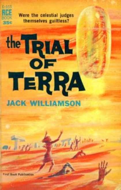 Ace Books - The Trial of Terra - Jack Williamson