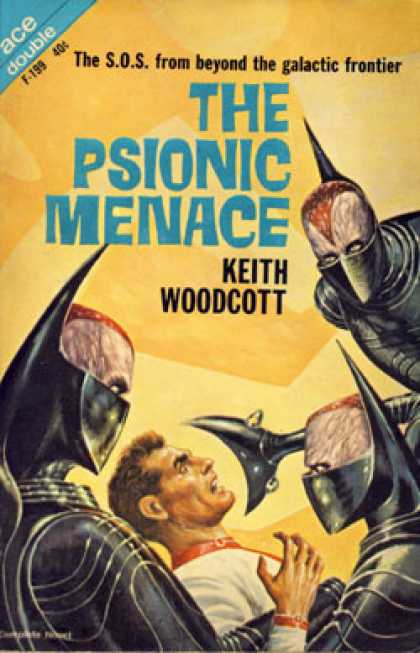 Ace Books - Captives of the Flame and the Psionic Menace