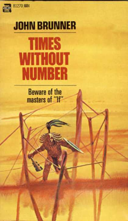Ace Books - Times Without Number - John Brunner