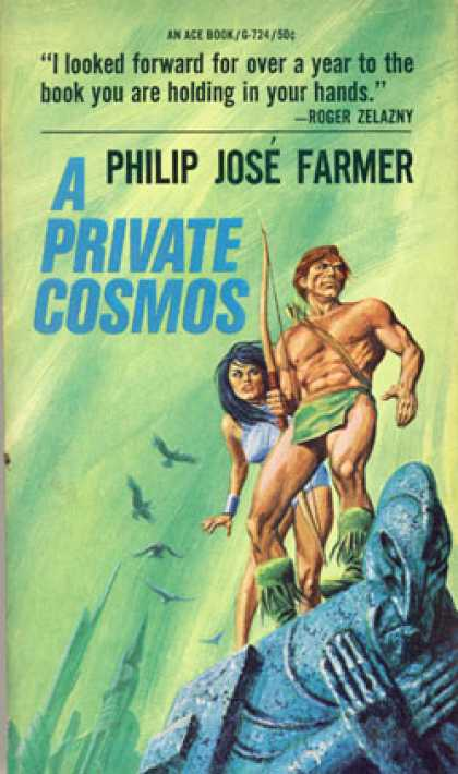 Ace Books - A Private Cosmos