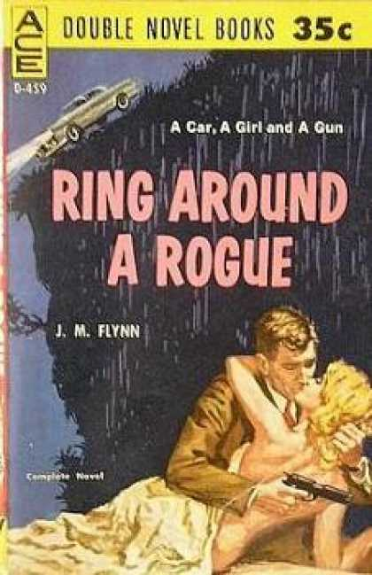 Ace Books - Ring Around a Rogue - J.M. Flynn