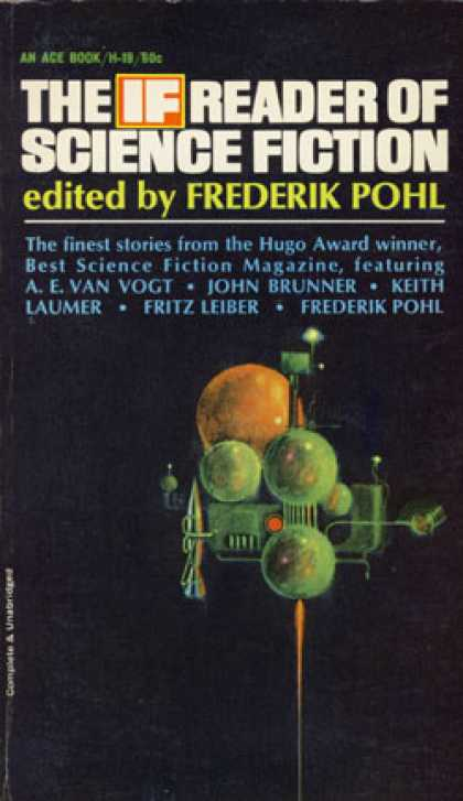 Ace Books - The If Reader of Science Fiction