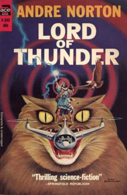 Ace Books - Lord of Thunder