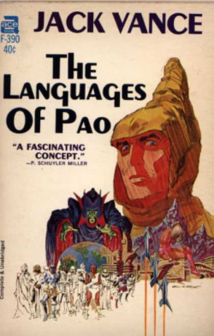 Ace Books - Languages of Pao
