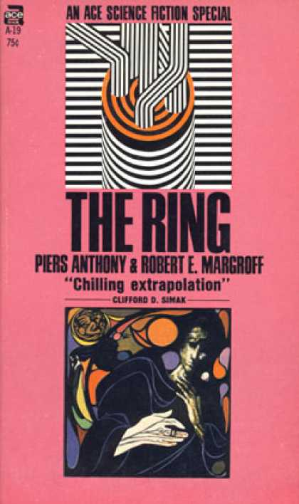 Ace Books - The Ring - Piers Anthony & Robert E. Margroff