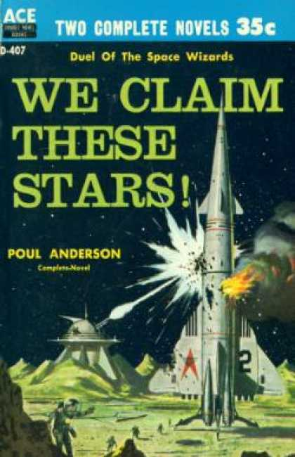 Ace Books - We Claim These Stars & the Planet Killers