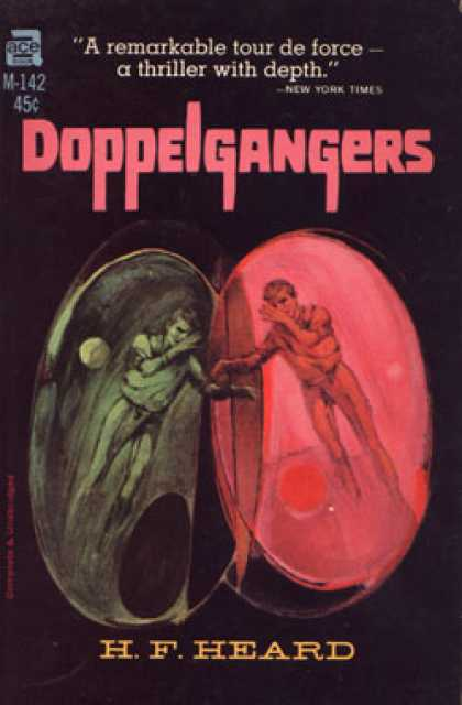 Ace Books - Doppelgangers - H.f. Heard