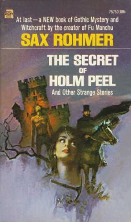 Ace Books - The Secret of Holm Peel - Sax Rohmer