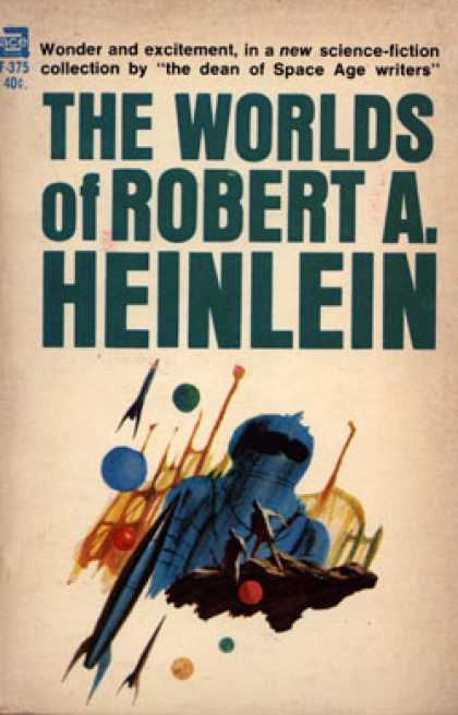 Ace Books - The Worlds of Robert Heinlein - Robert A. Heinlein