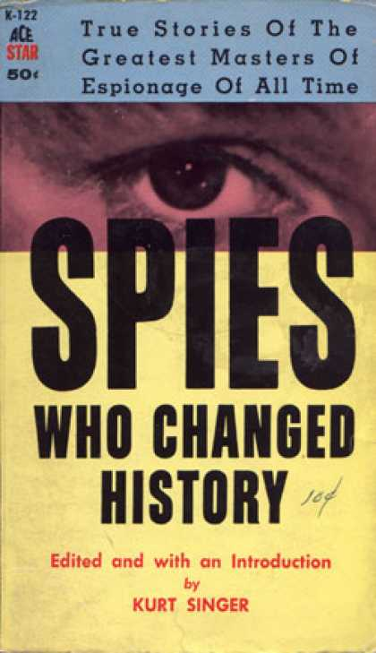 Ace Books - Spies Who Changed History