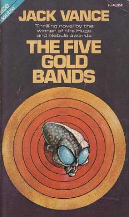 Ace Books - The Five Gold Bands
