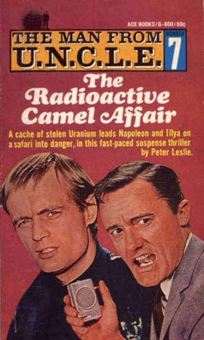 Ace Books - The Radioactive Camel Affair